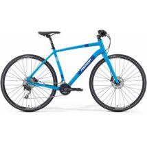 MERIDA 2016 CROSSWAY URBAN 500 KÉK (FEHÉR) férfi Fitness kerékpár