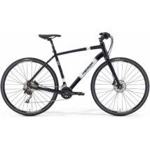 MERIDA 2016 CROSSWAY URBAN 500 SELYEM FEKETE (FEHÉR) férfi Fitness kerékpár