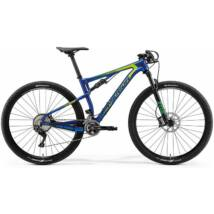 MERIDA NINETY-SIX 9.XT 2018 férfi Fully Mountain Bike matt ud (fényes)
