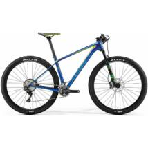 MERIDA BIG.NINE XT 2018 férfi Mountain Bike carbon kék (zöld)
