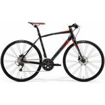 MERIDA SPEEDER 400 2018 férfi Fitness Kerékpár fekete (piros/zöld)