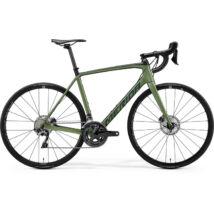 MERIDA SCULTURA DISC 6000 2020 férfi Országúti kerékpár selyem mohazöld/fekete