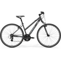 Merida Crossway 10 2021 női Cross Kerékpár selyem antracit (szürke/fekete)