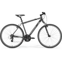 Merida Crossway 10 2021 férfi Cross Kerékpár selyem antracit (szürke/fekete)
