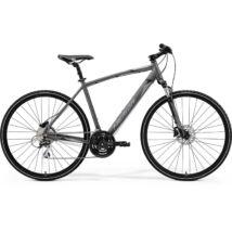 Merida Crossway 20 2021 férfi Cross Kerékpár selyem antracit (szürke/fekete)