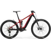 Merida eOne-Forty 700 2021 férfi E-bike piros/fekete