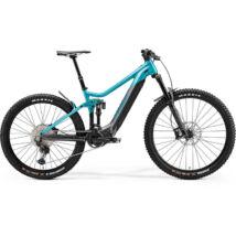 Merida eOne-Sixty 700 2021 férfi E-bike fényes metál zöldeskék/antracit