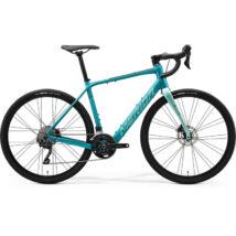 Merida eSilex 400 2021 férfi E-bike Zöldeskék (Világos Zöldeskék/Fekete)