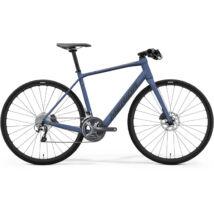 Merida eSpeeder 200 2021 férfi E-bike acélkék (ezüst/fekete)