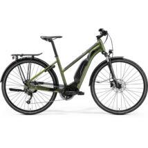 Merida Espresso 300Se Eq 504Wh 2021 női E-bike selyemzöld (fekete)