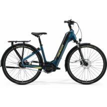 Merida eSpresso City 700 Eq 2021 női E-bike selyem zöldeskék-kék (lime)