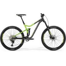 Merida One-Forty 400 2021 férfi fully Mountain Bike zöld-antracit