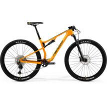 Merida Ninety-Six Rc 5000 2021 férfi Fully Mountain Bike narancs (fekete)