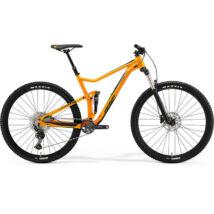 Merida One-Twenty 400 2021 férfi Fully Mountain Bike narancs (fekete)