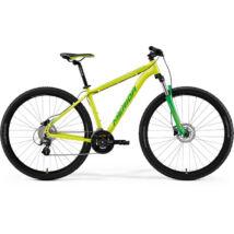 Merida Big.Nine 15 2021 férfi Mountain Bike selyemsárga (zöld)