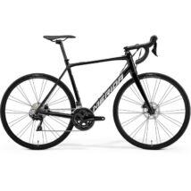 Merida Scultura 400 2021 férfi Országúti Kerékpár metálfekete (ezüst)