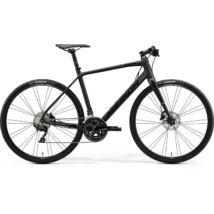 Merida Speeder 400 2021 férfi Fitness Kerékpár matt fekete (fényes fekete)