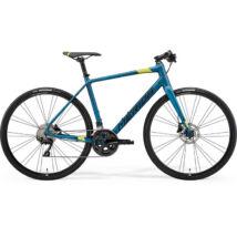 Merida Speeder 400 2021 férfi Fitness Kerékpár selyem zöldeskék (lime/fekete)