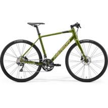 Merida Speeder 500 2021 férfi Fitness Kerékpár fényes mohazöld (matt zöld)
