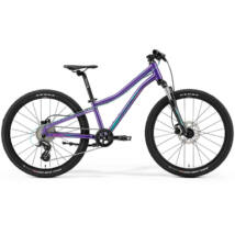 Merida Matts J.24 2021 Gyerek Kerékpár sötétlila (sápadt pink-zöldeskék)