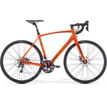 MERIDA 2016 RIDE DISC 300 MATT NARANCS férfi Országúti kerékpár