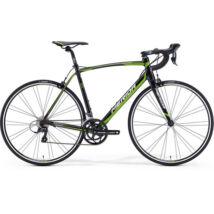 MERIDA 2016 SCULTURA 100 FEKETE (ZÖLD/FEHÉR) férfi országúti kerékpár