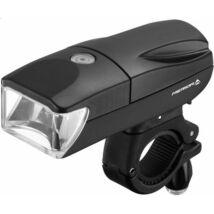MERIDA Lámpa első, 1 W fekete, 180 Lumen, 2 funkció