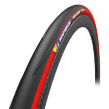 Michelin Köpeny 28 Power Road Red Ts Kevlar 700X25C Competition Line