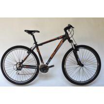 "Trans Montana MTB 2.0 29"" Alu 21s férfi Mountain bike fekete/narancs"