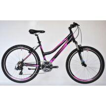 """Trans Montana MTB 2.0 26"""" Alu 21s női Mountain Bike fekete/pink"""