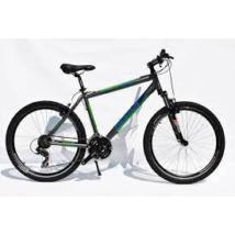 "Montana MTB 26"" Alu Maraton férfi Mountain Bike titán/zöld"