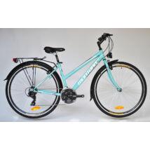 Trans Montana Acél női Trekking Kerékpár bronz-fehér
