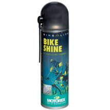 MOTOREX BIKE SHINE kerékpár fény spray 300ML