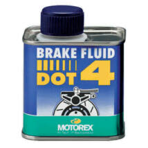 MOTOREX BRAKE FLUID DOT 4 fékfolyadék (165 celsius forráspont) 250ML