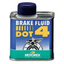 Motorex Brake Fluid Dot 4 Fékfolyadék (165 Celsius Forráspont) 250ml