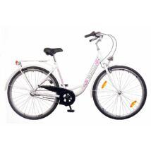 Neuzer Balaton 26 N3 női City Kerékpár fehér