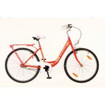 Neuzer Balaton 26 Plus női City Kerékpár piros