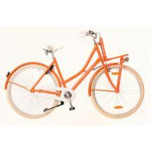Neuzer Mary első csomagtartóva lnői Classic Kerékpár greapefruit
