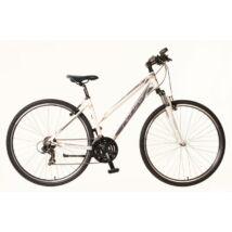 Neuzer X1 női Cross Kerékpár fehér/szürke-bronz