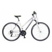 Neuzer X2 női Cross Kerékpár fehér/szürke-bronz