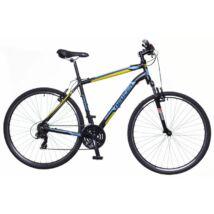 Neuzer X100 férfi Cross Kerékpár fekete/kék-sárga