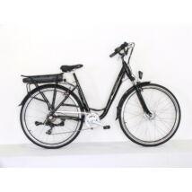 Neuzer E-Trekking Zagon BAFANG teleszkópos villával női E-bike