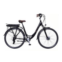 Neuzer E-Trekking Zagon teleszkópos villával női E-bike