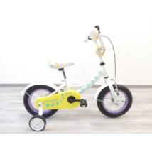 Neuzer BMX 12 lány Gyerek Kerékpár fehér/love