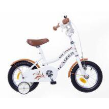 Neuzer Cruiser 12 Lány Gyerek Kerékpár fehér/fekete