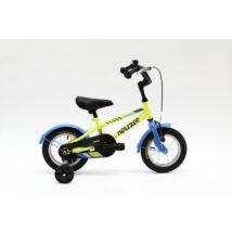 Neuzer BMX 12 fiú Gyerek Kerékpár sárga-fekete-kék