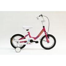 Neuzer BMX 14 lány Gyerek Kerékpár pink-sárga