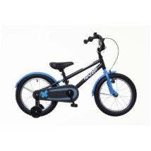 Neuzer Bmx 16 Fiú Gyerek Kerékpár fekete/kék-fehér