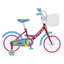 Neuzer BMX 16 lány pink/cián-cupcake Gyerek Kerékpár