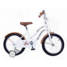 GYÁRTÁS ALATT!Neuzer Cruiser 16 Lány Gyerek Kerékpár